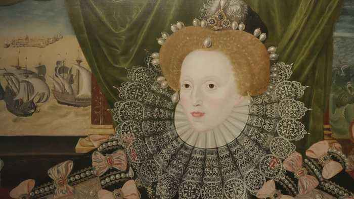 Elizabeth I Armada Portraits on show together for first time in 430 years