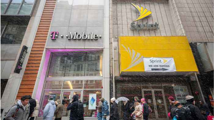 Sprint's Stock Up 75%, Judge Approves T-Mobile Merger