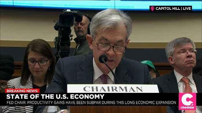 Powell: Economy Looks Resilient Despite Risk of China Virus
