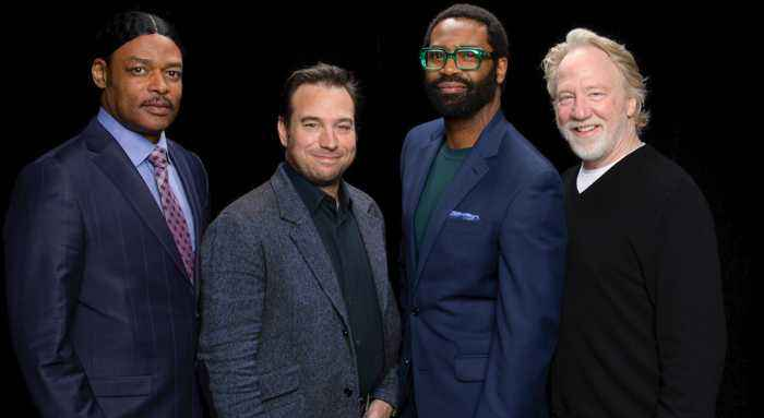 The Stars & Executive Producers Of 'For Life' Speak On The New ABC Drama Inspired By Wright Jr.