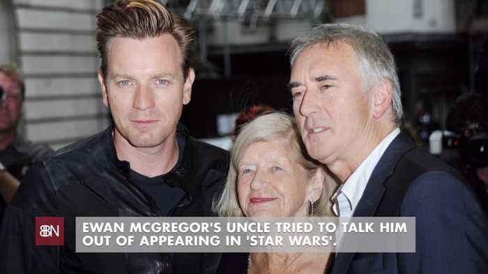 Ewan McGregor Didn't Listen To His Uncle
