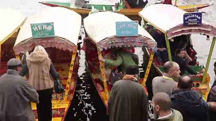 Diplomats from 25 countries tour Kashmir