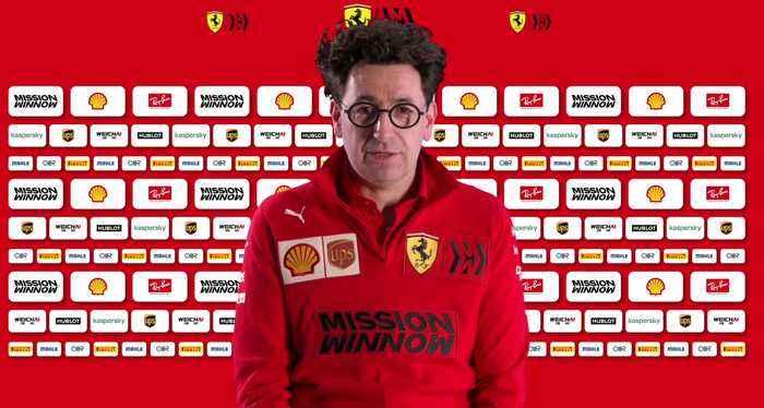 F1 Ferrari SF1000 - Interview with Mattia Binotto