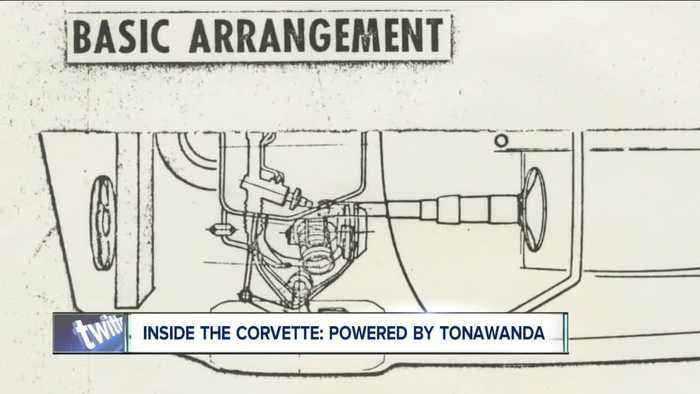 Inside the Corvette: Powered by Tonawanda