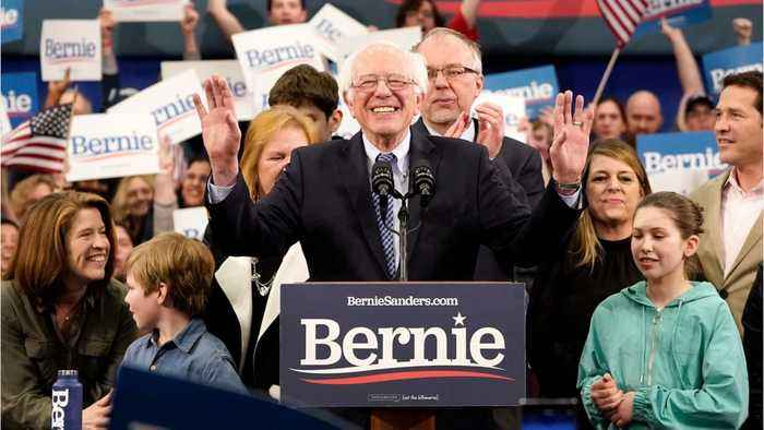 Sanders Expected To Win New Hampshire Democratic Primary