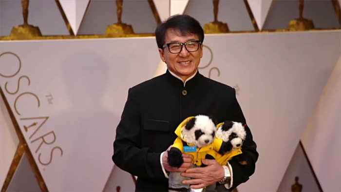 Jackie Chan offers $140,000 reward for coronavirus vaccine