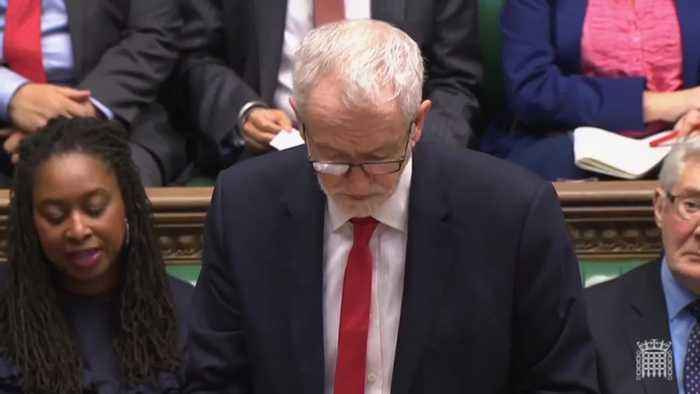 Corbyn: Government has learned nothing from Windrush scandal amid deportations