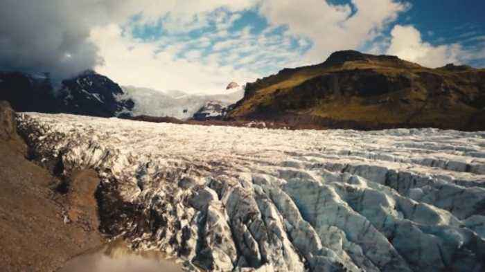 Drone Footage of Iceland Captures 'Game of Thrones' Filming Locations
