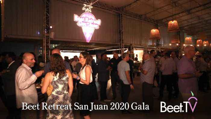 The Best Beet Retreat Ever: Together for Our Industry and for Kids of Puerto Rico