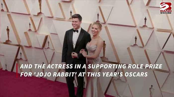 Scarlett Johansson had dress plan months ago