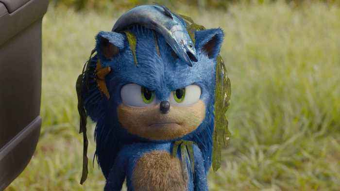 'Sonic The Hedgehog': Goodbye Clip