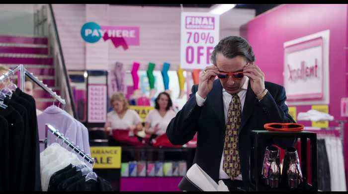 Greed movie - Steve Coogan
