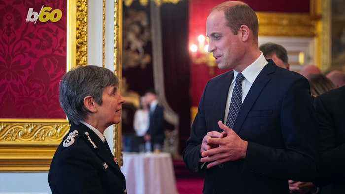 Prince William Has Been Writing to Grieving Families