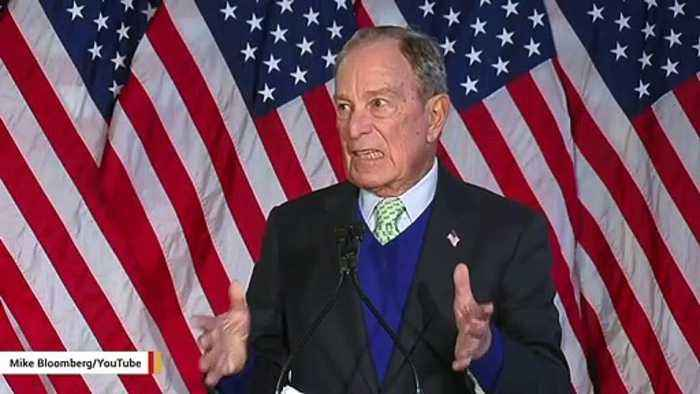AOC Slams Bloomberg Over 'Authoritarian And Racist' Stop And Frisk Policy