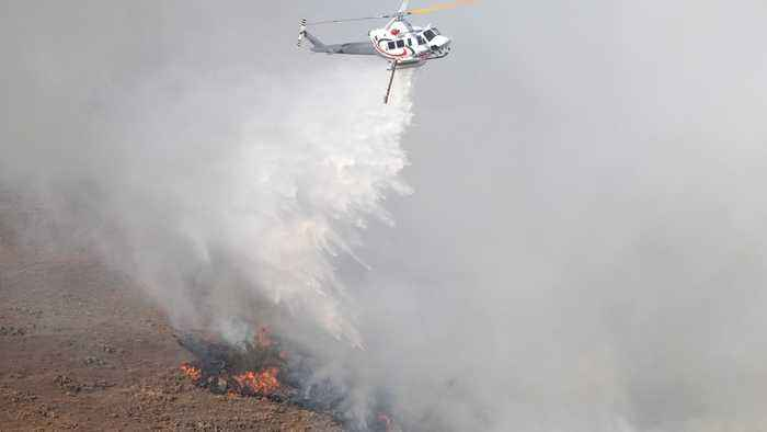 Fire Officials Say All New South Wales Bushfires Contained