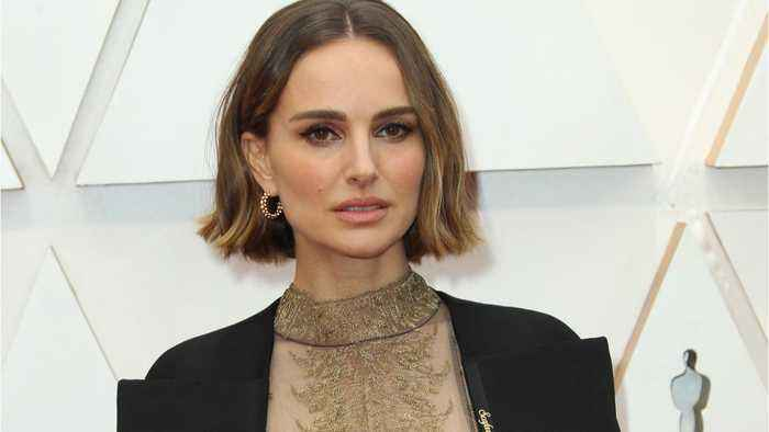 Natalie Portman Responds, Rose McGowan's Criticism Of Oscar Dress