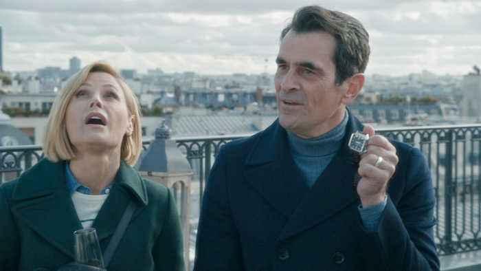 Phil Steals Claire's Parisian Paramour