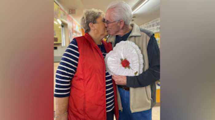 Arkansas Couple Refills Same Box Of Chocolate Every Valentine's Day for Decades