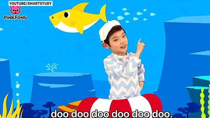 Baby shark in court: Legal tussle over hit children's song