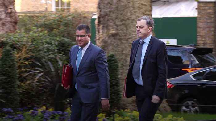 Julian Smith sacked as Johnson's Cabinet reshuffle begins