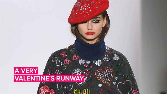 Love rules at NYFW