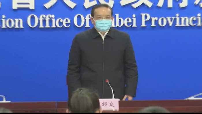 China officials fired as coronavirus deaths surge past 1,300