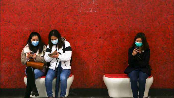 Hong Kong Suspends Schools Until March To Counter Spread Of Coronavirus