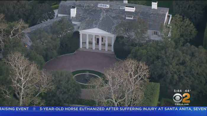 Report: Amazon's Jeff Bezos Buys Beverly Hills Estate For Record $165M