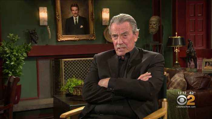 Eric Braeden Celebrates 40 Years Playing Victor Newman On 'The Young And The Restless'