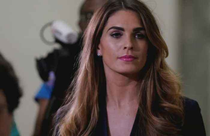 Former Trump aide Hicks to return to White House