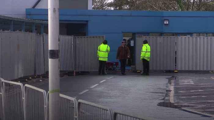 Coronavirus: 83 Britons released from quarantine at Arrowe Park Hospital