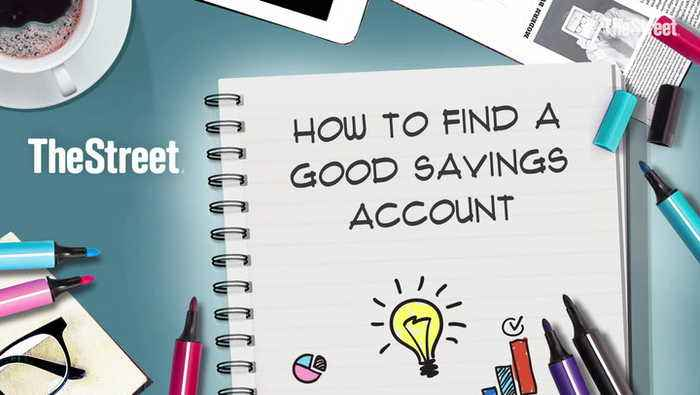 How to Find a Good Savings Account