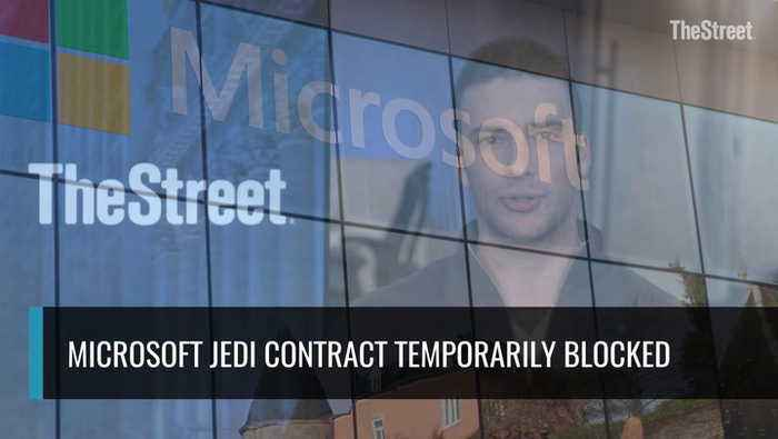 Judge Reportedly Blocks Microsoft's JEDI Contract — What This Means For Microsoft