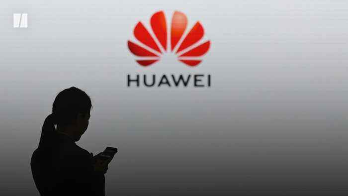 Huawei Dealt To North Korea, Iran