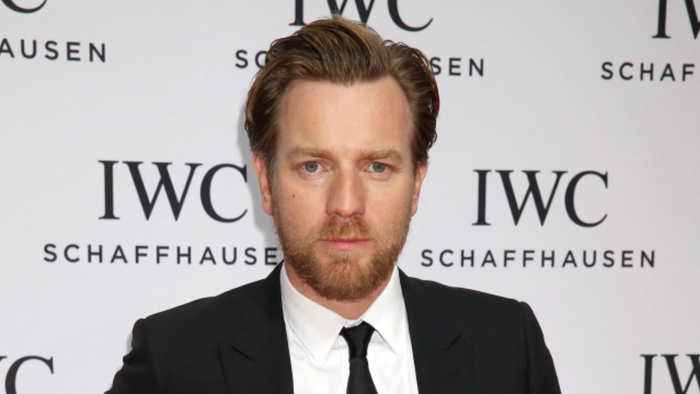 Ewan McGregor quit London after growing tired of selfie requests
