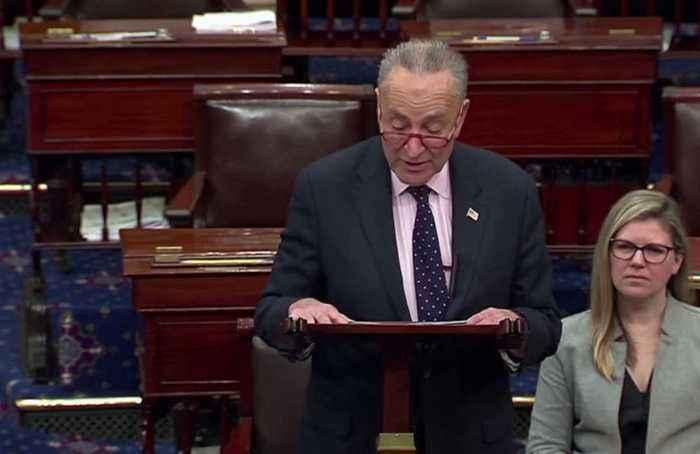U.S. Senate rebukes Trump, votes to limit war powers on Iran