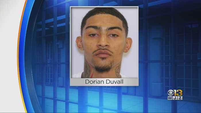 Prince George's County Police Arrest Homicide Suspect