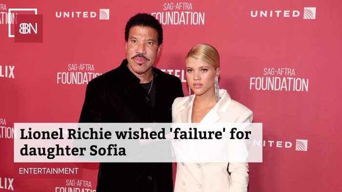 Sofia Richie Needed Failure