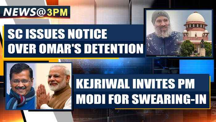 Omar Abdullah's detention: SC issues notice J&K administration & Centre, reply sought in 2 weeks