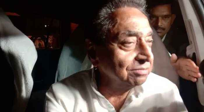 Spoke to Sonia Gandhi on several issues- Kamal Nath