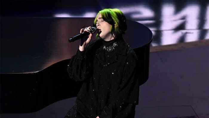 Billie Eilish rated her Oscar performance as 'trash'