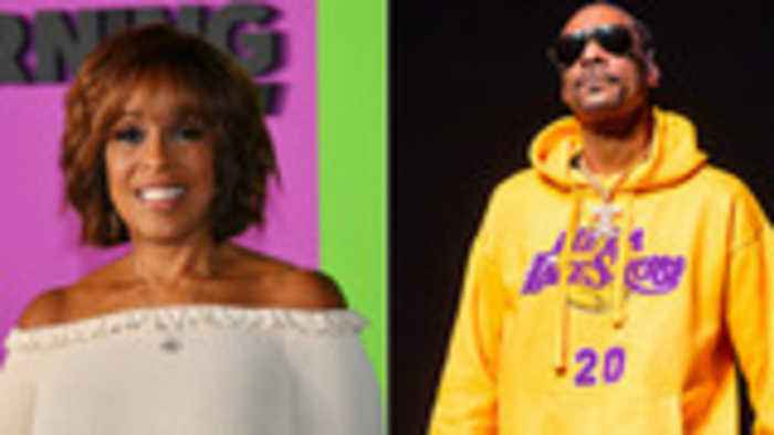 Gayle King Accepts Snoop Dogg's Apology For Kobe Bryant Rant | Billboard News