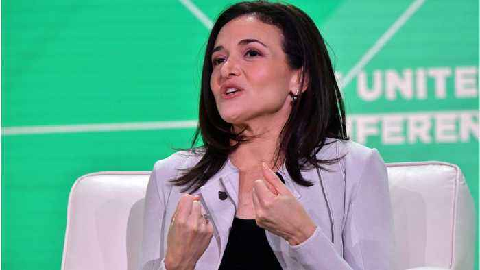 Sheryl Sandberg Helped Plan Her Own Engagement