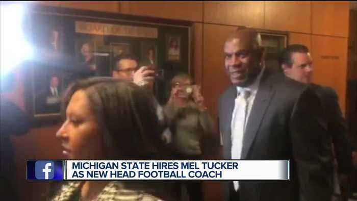 Michigan State prepares to introduce Mel Tucker as new head football coach