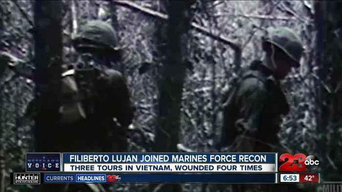 A Veteran's Voice: Filiberto 'Bear' Lujan