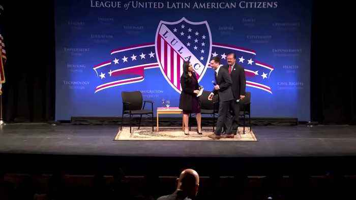 2020 Dems make their pitches to Hispanic voters