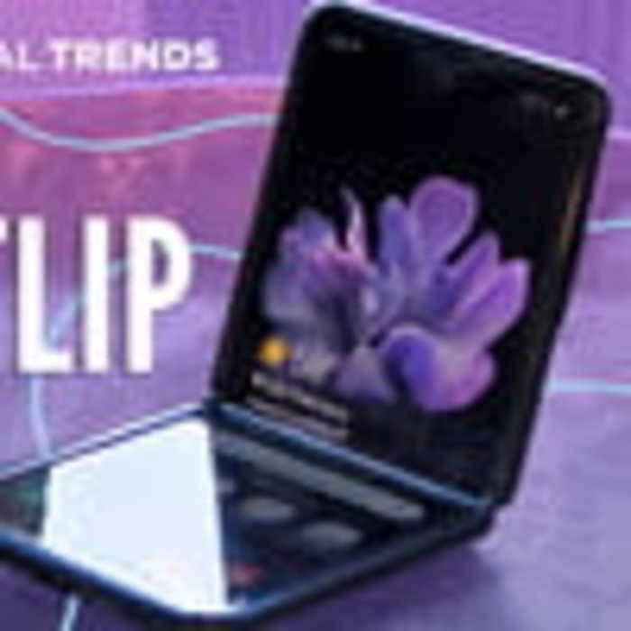 Samsung Galaxy Z Flip   Hands On