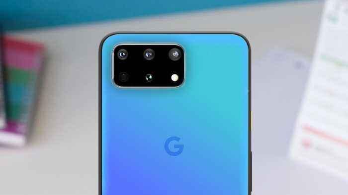 Google Pixel 5 in 2020