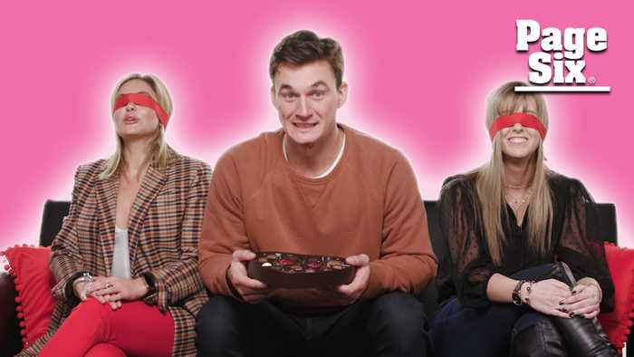 Tyler Cameron surprises fans with ultimate Valentine's Day blind taste test