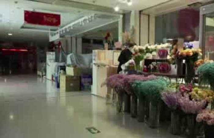 Beijing flower business suffers due to coronavirus outbreak